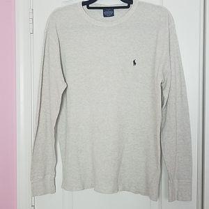 Polo Ralph Lauren thermal sleep shirt M